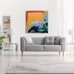 Diane Whalley Heatwave VII Wychwood Art