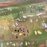 Elaine Kazimierczuk Wildflowers at Binevenagh detail 1