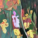 Elaine Kazimierczuk Wildflowers at Binevenagh detail 4