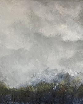 Gemma Bedford, Woodland Mist, Affordable Art