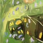 Harebells on Win Hill, Wychwood Art detail 5