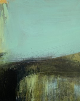 Jill Campbell_ Fell 1_ landscape _Wychwood Art