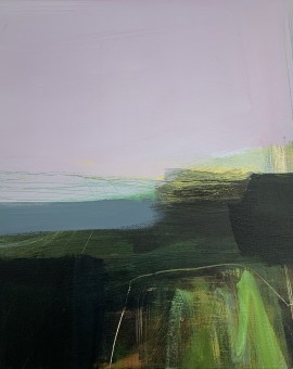 Jill Campbell_Fell 4_landscape_Wychwood Art