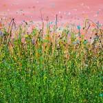 Lucy_Moore_Flamingo_Sky_Meadows#3_Original_Landscape