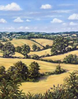 MARIE ROBINSON August Fields_Wychwood Art