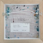 Mary Scott, Cornish Blue, Wychwood Art, back