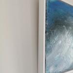 Mary Scott, Cornish Blue, Wychwood Art, side