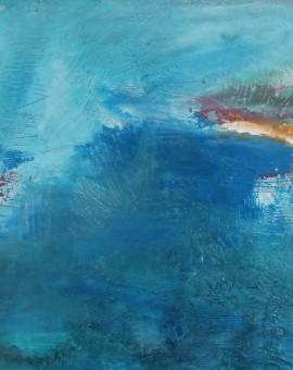 Mary Scott, Finding Gwythian, Wychwood Art