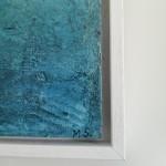 Mary Scott, Finding Gwythian, Wychwood Art, sign