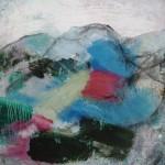Mary Scott, Long Day On The Tarrens, Wychwood Art