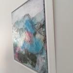 Mary Scott, Long Day On The Tarrens, Wychwood Art, side