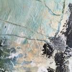 Mary Scott, Sea Dance, Wychwood Art, detail 2