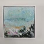 Mary Scott, Sea Dance, Wychwood Art, hung