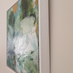 Mary Scott, Spring Finally Came, Wychwood Art, side