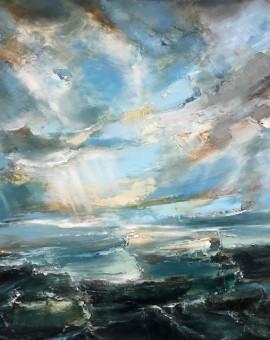 Perfect Dawn (Main Image) Helen Howells Wychwood Art