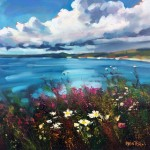 Rachel-Painter—Be-Free—Gunwalloe-Cornwall—Cornish-Artist- Wychwood Art