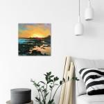 Rachel-Painter—Gyll-Sunset–insitu