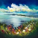 Rachel-Painter—Scatter-The-Seeds-Of-Your-Dreams-Like-Wildflowers—Cornwall-Art—Halzephron-Cliff,-Gunwalloe,-Cornwall—Cornish-Artist- Wychwood Art