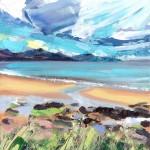Rachel-Painter—With-You—Dornoch,-Golspie,-Dunrobin-Castle—Scotland – Wychwood Art