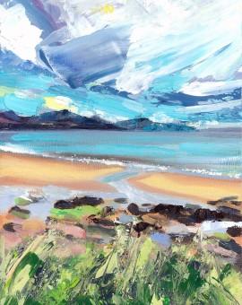 Rachel-Painter---With-You---Dornoch,-Golspie,-Dunrobin-Castle---Scotland - Wychwood Art