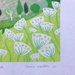 Sarah Weston Spring Walk detail