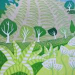 Sarah Weston Spring Walk detail 3