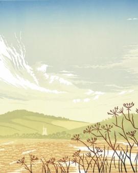Steve Manning-Axe Valley Sky-Wychwood Art (2)