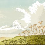 Steve Manning-Clouds over Woodbury-Wychwood Art (2)