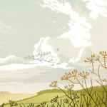 Steve Manning-Clouds over Woodbury-Wychwood Art (3)