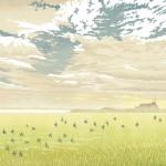 Steve Manning-Day's End Holy Island-Wychwood  Art (2)