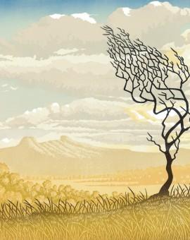 Steve Manning-Distant Hills-Wychwood Art (2)