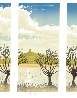 Steve Manning-Tor View-Wychwood Art (1)