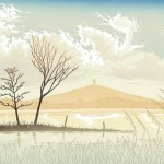Steve Manning-Winter on the Levels-Wychwood Art (2)