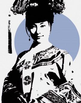 Agent X - Lin Li Blue 1mb