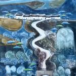 Anya Simmons-Blue Ridge Dell-Wychwood Art