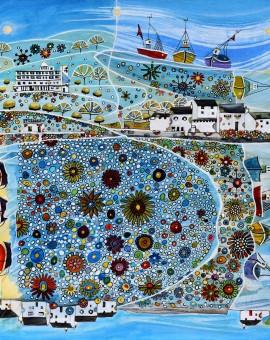 Anya Simmons-Burgh-Island-Having-Fun-Wychwood Art (1)