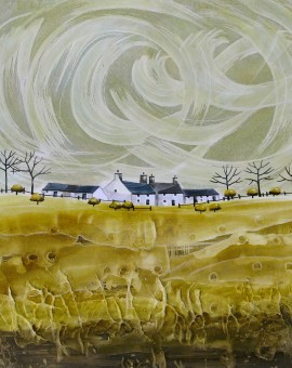 Anya Simmons-Crater Valley Farm-Wychwood Art