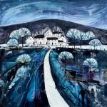 Anya Simmons-Fan Tree Farm-Wychwood Art