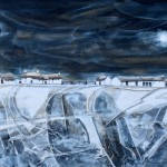 Anya Simmons-Moonlight Nights-Pembrokeshire-Wychwood Art