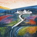 Anya Simmons-Off Road Valley Farm-Wychwood Art
