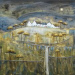 Anya Simmons-Old Gold Valley Cottages-Wychwood Art