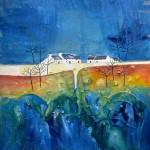 Anya Simmons-Peacock Ore Valley Farm-Wychwood Art