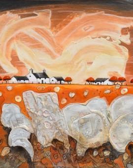 Anya Simmons-Sandstone Ridge Farm-Wychwood Art