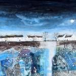 Anya Simmons-Stoney Lake View-Wychwood Art