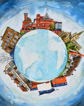 Anya Simmons-Stratford World 2-Wychwood Art