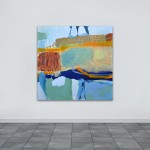 Diane Whalley The Big Trip VI Wychwood Art