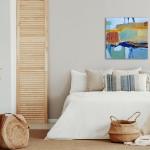 Diane Whalley The Big Trip VII Wychwood Art