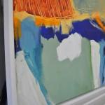 Diane Whalley The Big trip II Wychwood Art