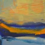 Diane Whalley The Big trip III Wychwood Art