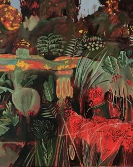 Elaine Kazimierczuk Crocosmia Riot Wychwood Art